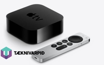279: Nýtt Apple TV með betri fjarstýringu